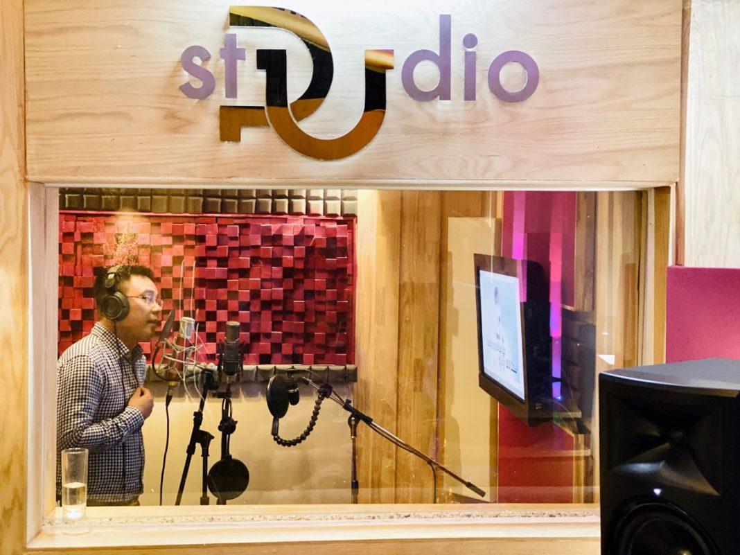 Pustudio.vn - Mẹo thu âm giọng chuẩn với bộ thu âm livestream