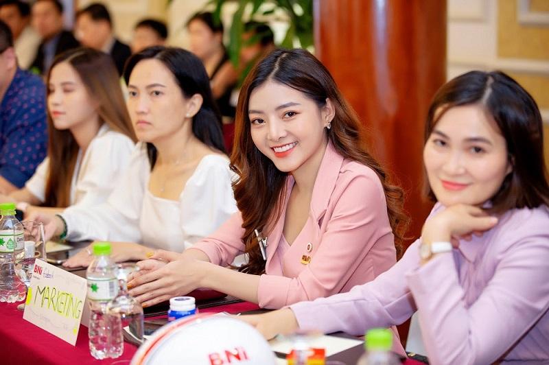 Nữ CEO trẻ có nhiều dự định ấp ủ trong tương lai.
