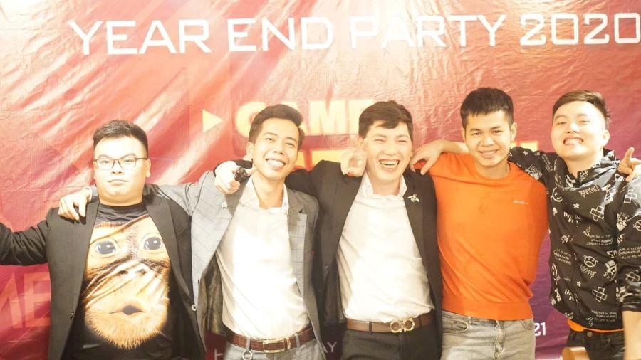 CEO Trần Đại Phúc sẽ tiếp tục cháy hết mình cùng team