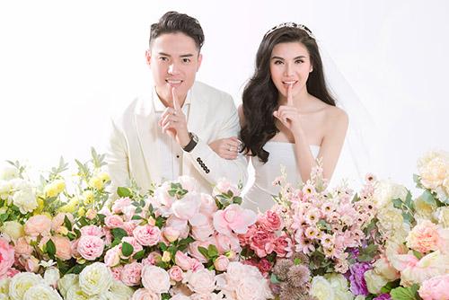 Các chuyên gia make-up của Dinky Hoang luôn biết cách làm nổi bật vẻ đẹp của cô dâu và chú rể