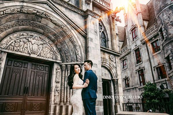 Hãy để Dinky Hoang cho bạn một bộ ảnh cưới đẹp lung linh và lộng lẫy mà bạn sẽ gìn giữ cả đời
