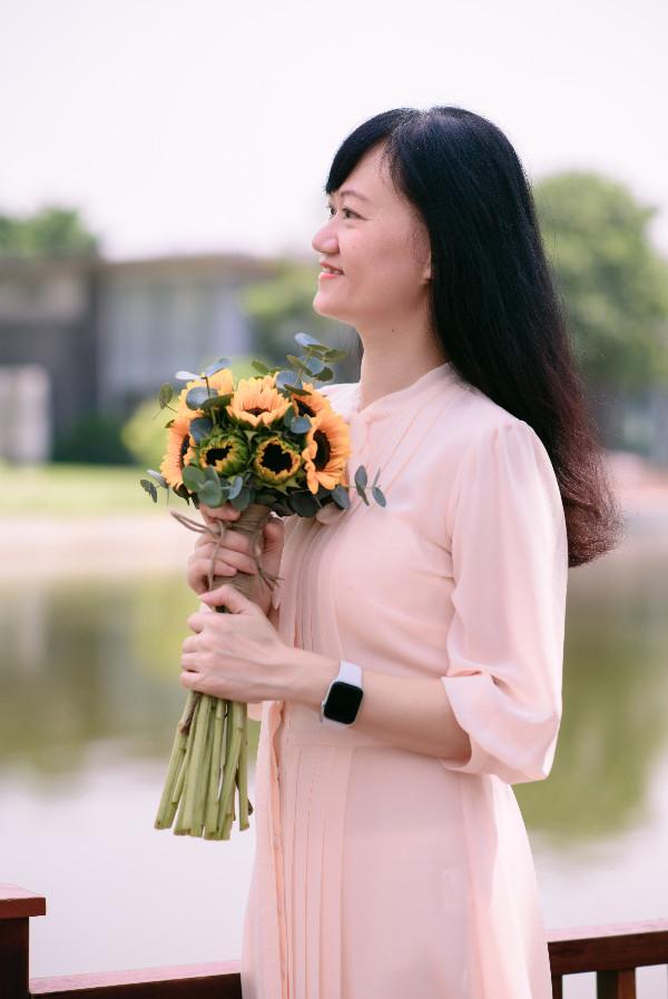 CEO Dương Tường Nhi với những câu chuyện về hạnh phúc