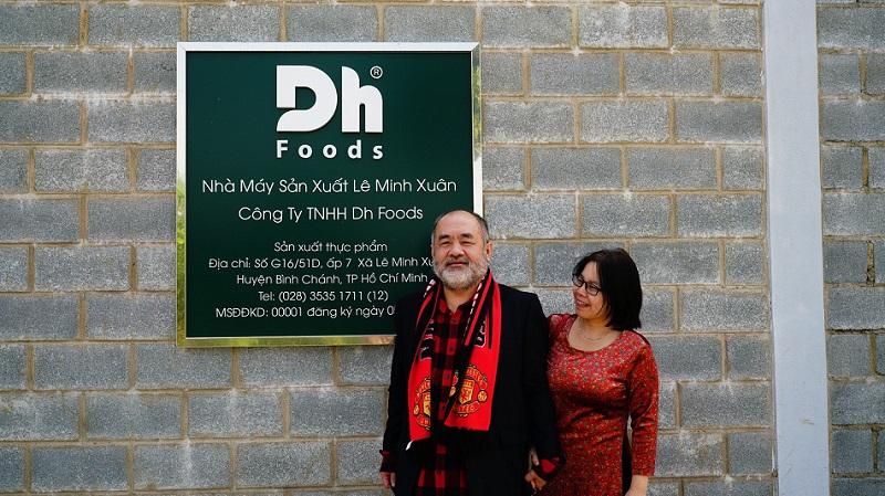 Nguyễn Trung Dũng – Hành trình đưa gia vị Việt vươn ra biển lớn