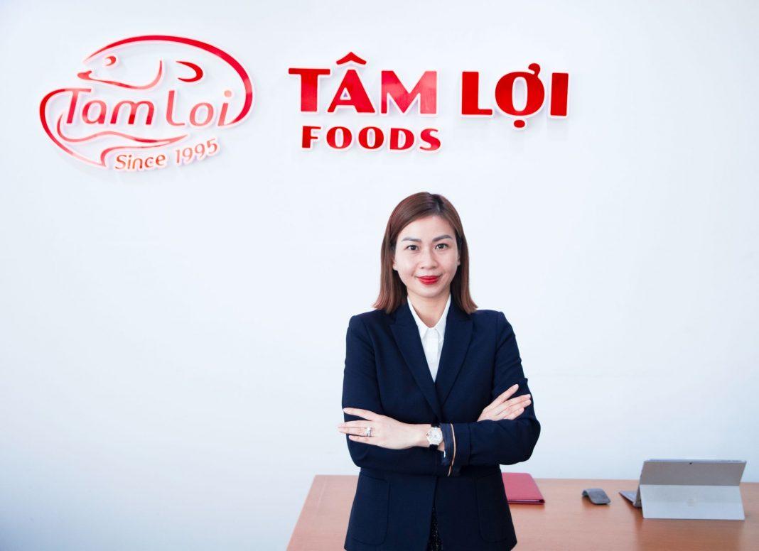 Trò chuyện cũng CEO Vũ Thị Mai Hương - Tâm Lợi Foods