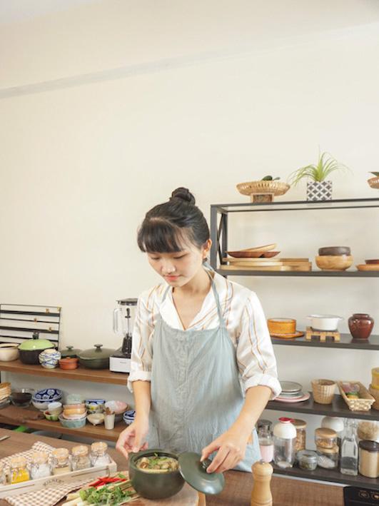 Food Blogger Chay trẻ tài năng