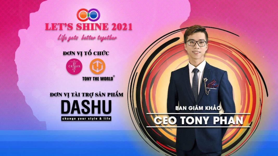 CEO Tony Phan